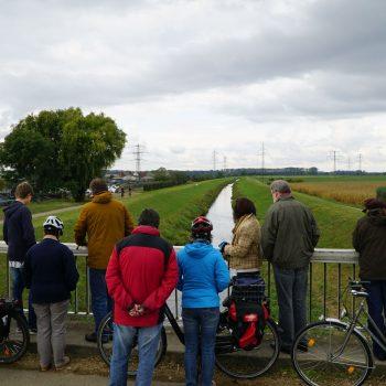 Radtour zur Weschnitz