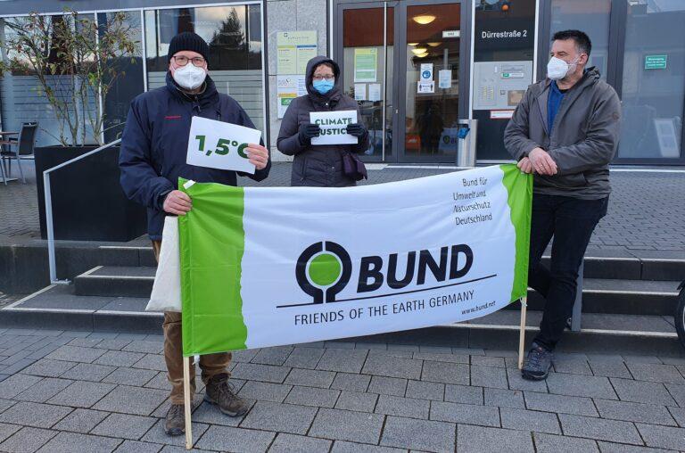 Forderungen zum Klimastreik 19.3.2021
