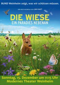 Die Wiese – Ein Paradies nebenan