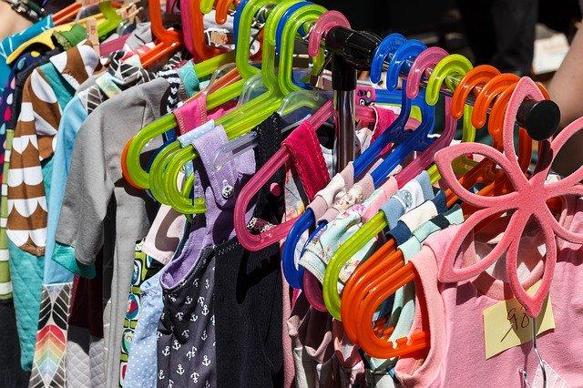 ABGESAGT: Krempelmarkt (Kleidung, Schuhe, Bücher, Spielzeug)